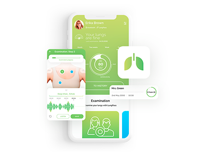 Lungpass. Smart monitoring