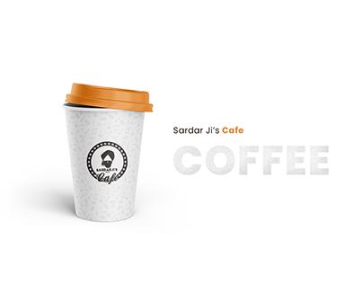 Logofolio - SardarJi's Cafe