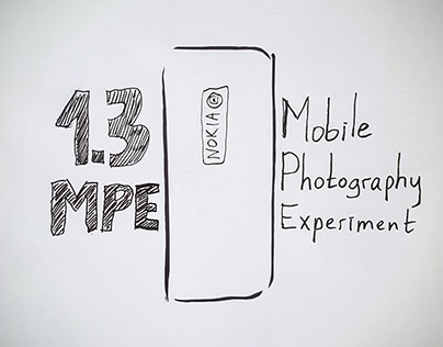 1,3MPE (Mobile Photography Experiment)
