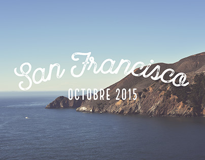 San Francisco - Octobre 2015