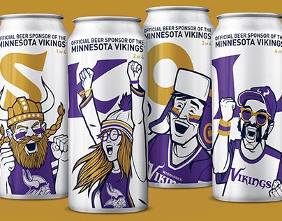 Lite x Minnesota Vikings
