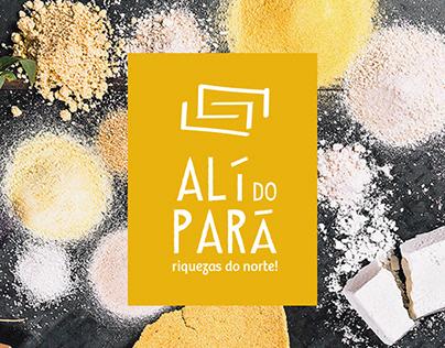 Identidade | Alí do Pará