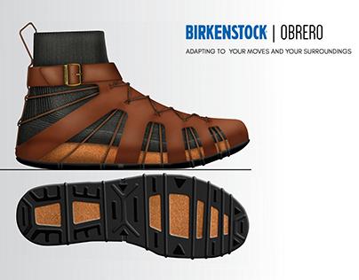 Birkenstock | OBRERO - 2016 FN Platform Challenge