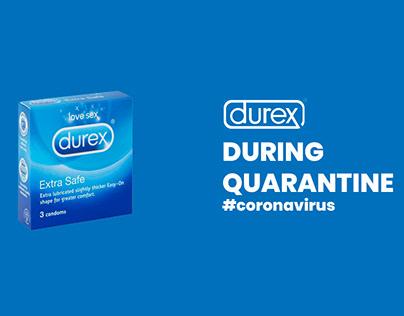Durex in quarantine - social