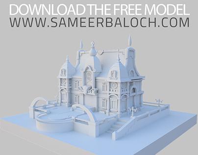 House-01 Free Model
