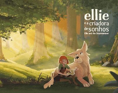 Ellie and The Dreamweaver