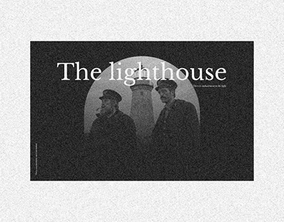 The lighthouse experiment