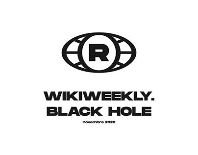 Wikiweekly Black Hole