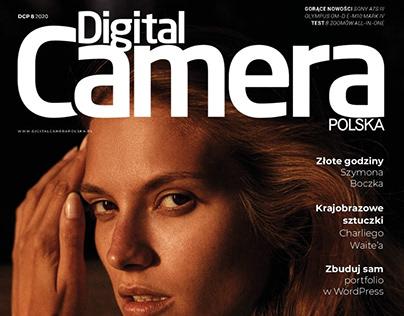 Cover Story for Digital Camera Polska