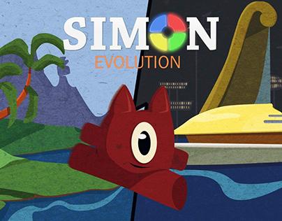 Simon Evolutin