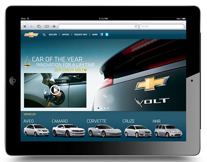 GM Web App