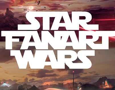 Star Wars Fanart : Kalevala Concept arts