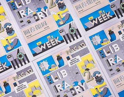 MACAO LIBRARY WEEK 2016