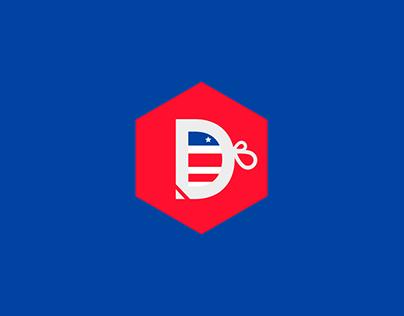 Branding | English School Learn Real English With Debee