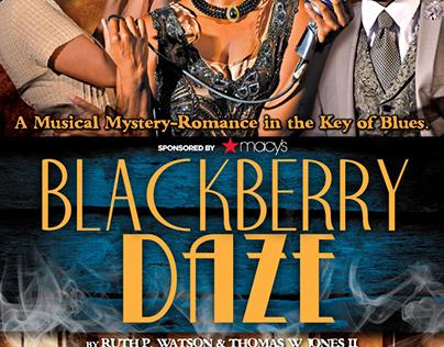 BLACKBERRY DAZE Poster