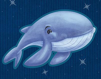 Odysseys Await - Fluffy Whale
