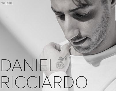 Daniel Ricciardo website