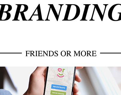 BRANDING - FriendsOrMore