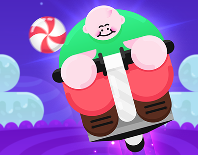 Candy Landy Mobile Game