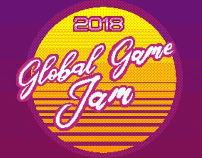 Art of Global Game Jam 2018