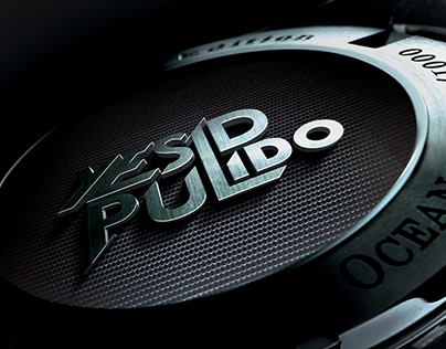 Yesid Pulido Dj & photographer - Logo Branding Design