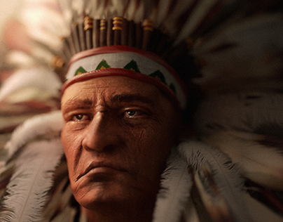 CGI Native American