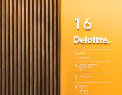 Deloitte Toronto Office