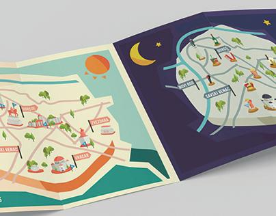 Brochure Design of Belgrade Seekers