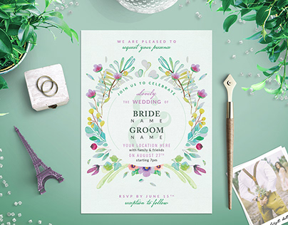 Wedding Templates for Your SpecialDay