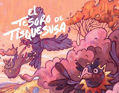 El Tesoro de Tisquesusa | Illustration