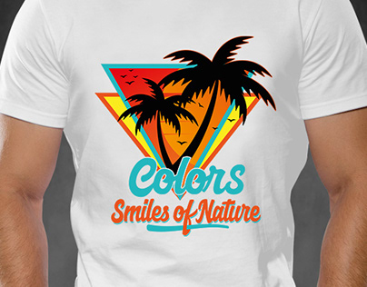 Colorful T-Shirt Design