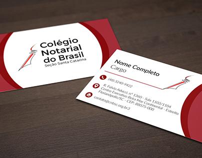 Materiais - Colégio Notarial do Brasil - Seção SC