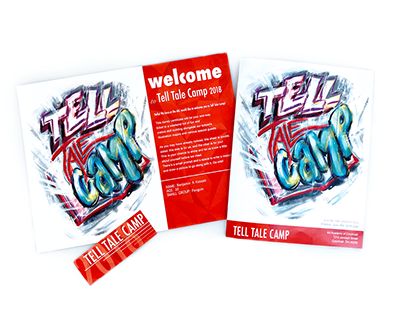 Event Materials: Tell Tale Camp