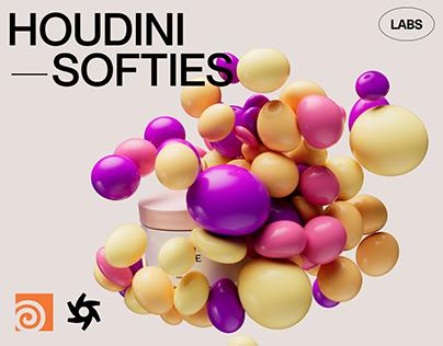 BITS ISSUE 01 — Houdini Softies