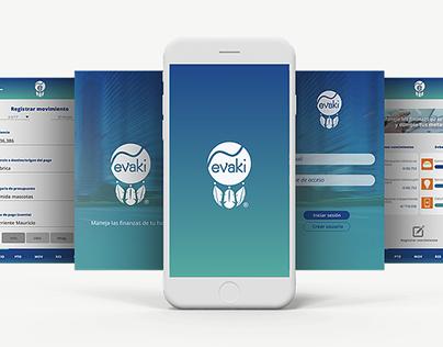 Evaki - App finanzas