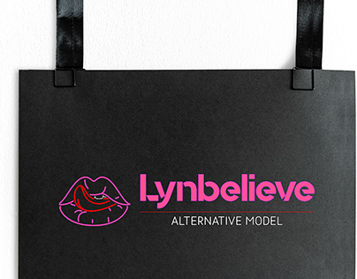 Webgraphic - Lynbelieve (Alternative Model)