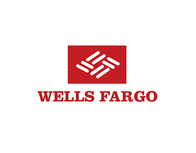 Redesigning a logo for Wells Fargo Bank