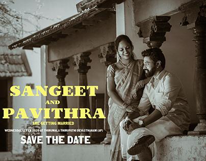 Sangeet + Pavithra