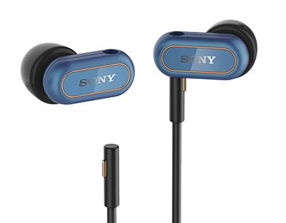 Replaceable headphones design