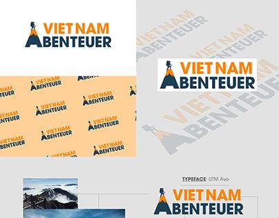 Logo & guildline for Vietnam abenteuer - travel agent