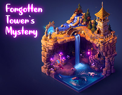 Forgotten Tower`s Mystery