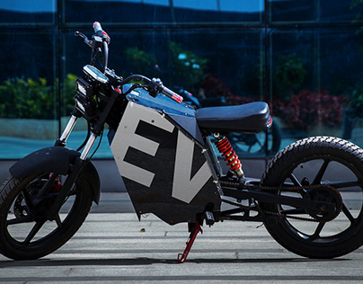 CATALYST | Electric motorcycle