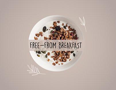 Muesli | Granola | Porridge - Billboard sign