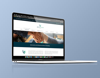 L&C Consultores Web Design