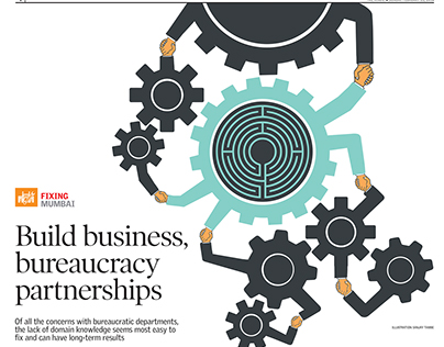 Business and Bureaucracy should work together
