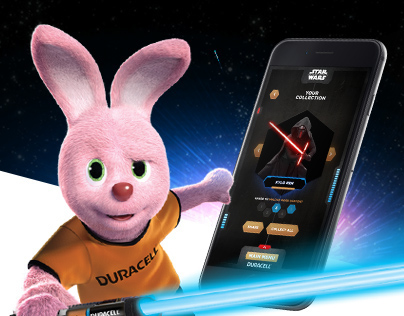 "Duracell x Star Wars –– ""The Force Awakens"""