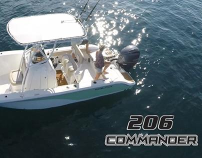 206 Commander quick look video