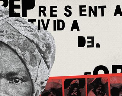 Dia nacional da Consciência Negra - Poster