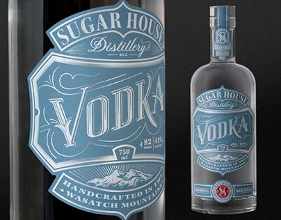 Sugar House Vodka