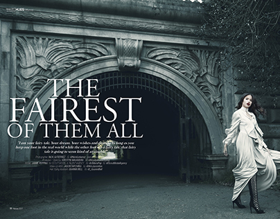 The Fairest of Them All for 7Hues Mag
